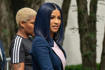 Cardi B Gets In Verbal Altercation With Univision Reporter: Watch