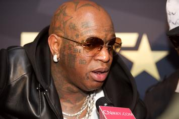 """Birdman Talks """"Messy"""" Interviews & Explains Why His Nickname Is """"Baby"""""""