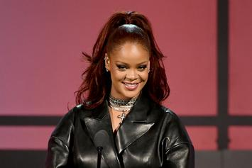 Rihanna Continues To Tease Fans As They Beg For New Music