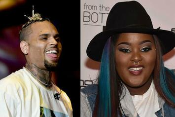 """LHHA"" Star Says Chris Brown Doesn't Want To Be Around Dark-Skinned Women"