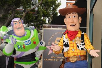 "Disney Axes ""Casting Couch"" Scene From ""Toy Story 2"""