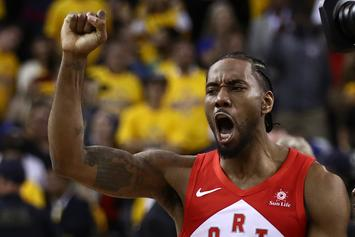 Kawhi Leonard Returning To Toronto On 2-Year Deal, Says Jalen Rose