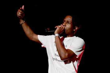 A$AP Rocky Facing 6 Years In Prison For Sweden Assault: Report