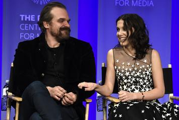 David Harbour Wants Millie Bobby Brown To Be The Next Meryl Streep