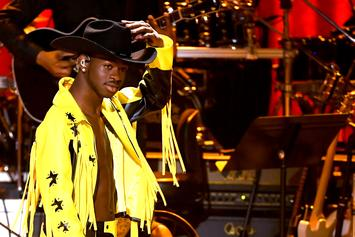 "Lil Nas X On Backlash After Coming Out As Gay: ""I'm Not Angry Or Anything"""