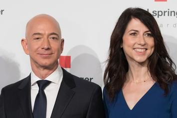 Amazon's Jeff Bezos & Wife Mackenzie Finalize Divorce With $38 Billion Settlement