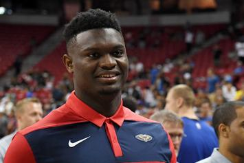 Zion Williamson Explains Summer League Absence Following Injury