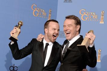 Bryan Cranston & Aaron Paul's Surprise Reveal Sends Fans Into Tuco-Esque Rage