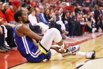 Kevin Durant & Nets Have No Timeline For Achilles Injury Return: Report