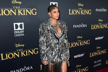 """The Lion King"" Red Carpet: Beyoncé, Donald Glover, Chance The Rapper, & More"