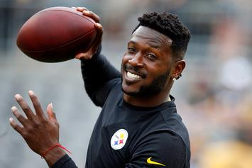 Antonio Brown's Off-Season Workout Video Surfaces: Watch