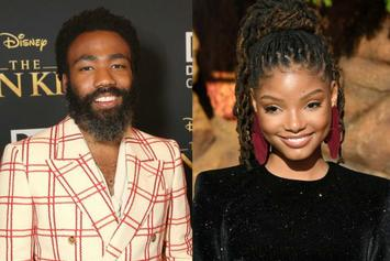 "Donald Glover Praises Halle Bailey For ""Little Mermaid"" Role: ""You Earned It"""