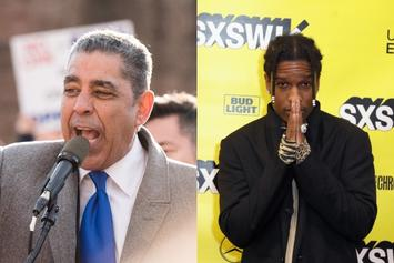"""New York Congressman Says He """"Will Fight Until [A$AP Rocky's] Brought Back Home"""""""