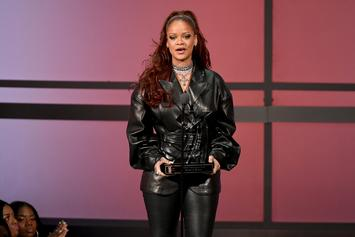 Rihanna Trolls Her Navy For Feeling Upset About No New Music