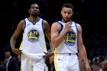 Steph Curry Breaks His Silence On Kevin Durant Nets Signing