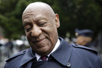 """Bill Cosby Celebrates His 82nd Birthday With A Bible Quote Urging Us To """"Man Up"""""""