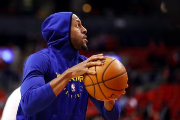 Andre Iguodala Reportedly Being Pursued By The Rockets
