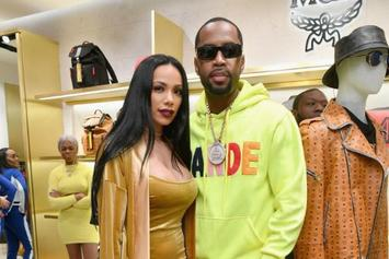 Safaree's Ex-Girlfriend May Have Sent Subliminal Tweets About Erica Mena
