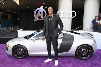 """Dwight Howard Speaks Out About His Sexuality: """"I'm Not Gay"""""""