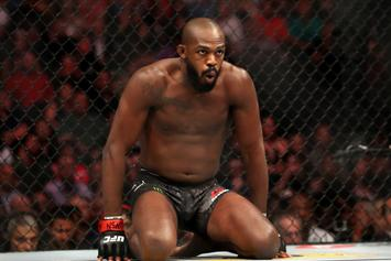 Jon Jones' April Strip Club Visit Reportedly Ends With Battery Charge