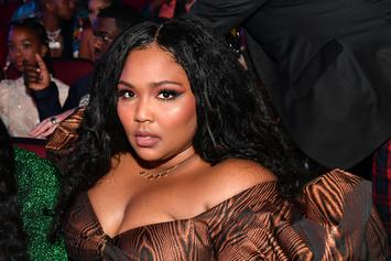 "Lizzo Urges Fans To Vote ""Nightmare"" President Donald Trump Out Of Office"