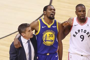 Kevin Durant's Injury Recovery Explained By Top Surgeon