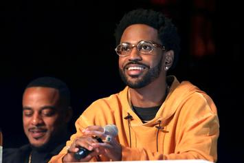 "Big Sean Opens Up About Returning To Music, ""Overtime,"" & Fighting Anxiety"