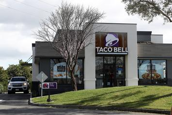 Drunk Driver Arrested After Allegedly Pouring Liquor Into Taco Bell Employee's Mouth