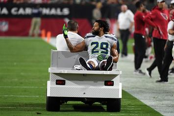 Earl Thomas Explains Why He Gave Pete Carroll The Middle Finger: Watch