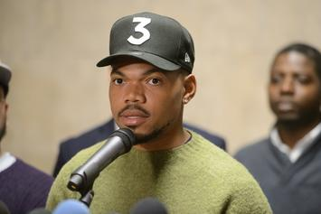 """Chance The Rapper's """"The Big Day"""" Fails To Release On Time; Fans React"""