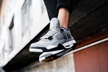"Air Jordan 4 ""Cool Grey"" Release Locations Revealed"
