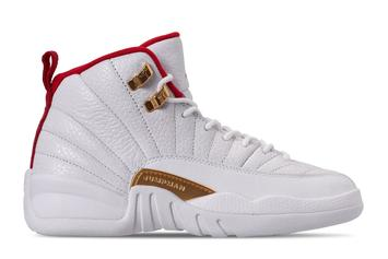 "Air Jordan 12 Retro ""FIBA"" Release Date Revealed, New Photos"