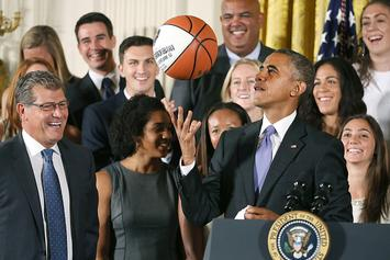 Barack Obama's Game-Worn High School Jersey Expected To Sell For $100K