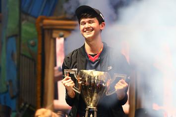 "16-Year-Old ""Fortnite"" World Champ Takes Home $3M At Tournament"