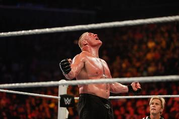 WWE Updates Seth Rollins' Status Following Brutal Brock Lesnar Attack