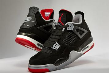 """Air Jordan 4 """"Bred"""" Restock Announced For Today: Purchase Links"""