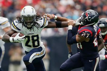Chargers Melvin Gordon Requests Trade: Report