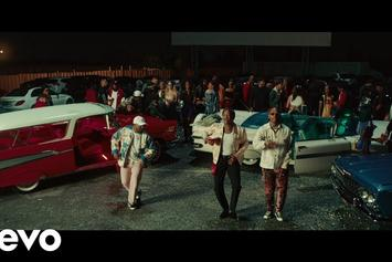 """ScHoolboy Q, YG & Ty Dolla $ign Turn Up The Drive-In For """"Lies"""" Video"""