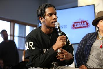 A$AP Rocky's 2017 Interview Used Against Him In Assault Case