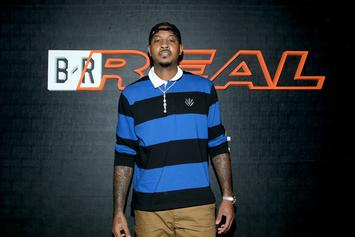 Carmelo Anthony Says His Lack Of Contract Is Deeper Than Basketball
