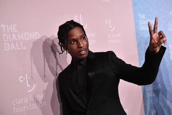 """A$AP Rocky's Assault Case: U.S Government Threatened """"Negative Consequences"""""""