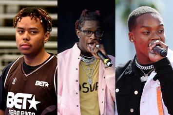 "Young Thug, Calboy & YBN Cordae Spearhead This Week's ""FIRE EMOJI"" Playlist"