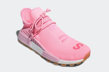 Pharrell x Adidas NMD Hu Trail Pink & Yellow Colorways Officially Unveiled