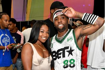 YFN Lucci's Cucumber Challenge Clout Chaser Sends A Message To Reginae Carter