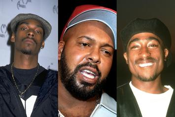 Snoop Dogg, Suge Knight, & 2Pac Were Death Row Icons