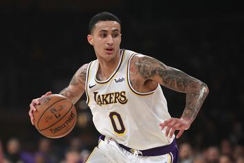 Kyle Kuzma Dons Anti-Violence Shirt After Recent Mass Shootings