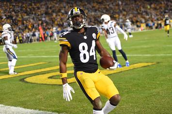 Antonio Brown Vows To Never Play Football Again Over Helmet Grievance