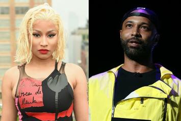 "Nicki Minaj & Joe Budden Square Off Once Again: ""I Put In The Motherf*ckin' Work"""