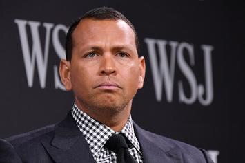 Alex Rodriguez's Vehicle Robbed Of $500K Worth Of Items: Report