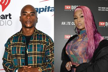 "Charlamagne Responds To Nicki Minaj's Claims He Led A ""Hate Train"" Against Her"